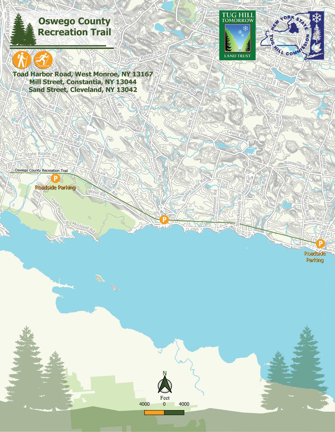 Oswego County Recreation Trail